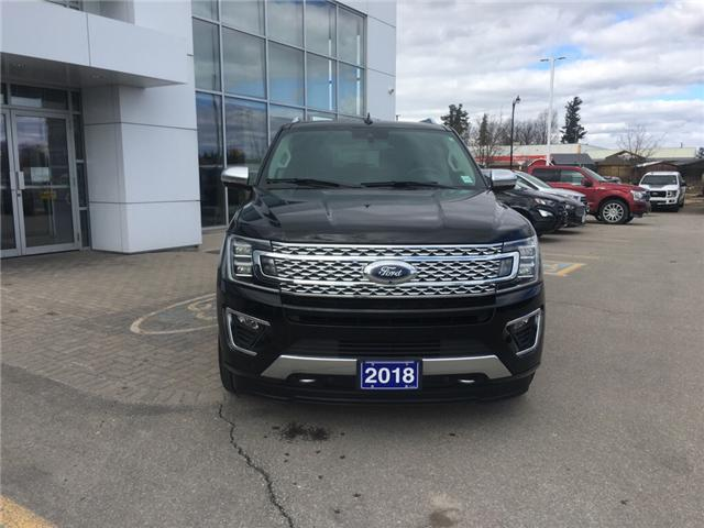 2018 Ford Expedition Platinum (Stk: A6010) in Perth - Image 8 of 13