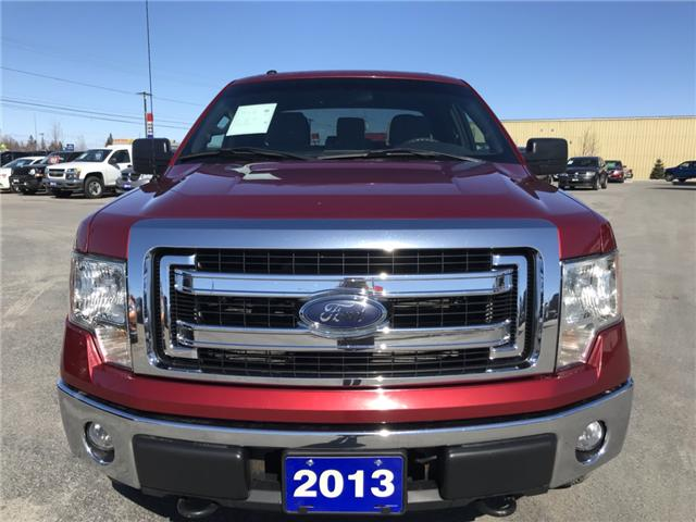2013 Ford F-150 XLT (Stk: 19187) in Sudbury - Image 2 of 11