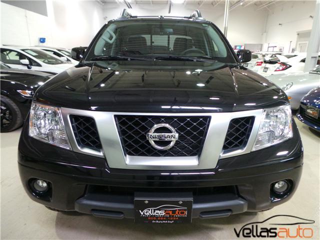2018 Nissan Frontier SL (Stk: NP2413) in Vaughan - Image 2 of 22
