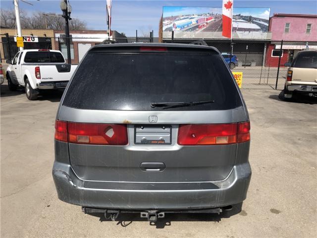 1999 Honda Odyssey EX (Stk: bp573) in Saskatoon - Image 4 of 17