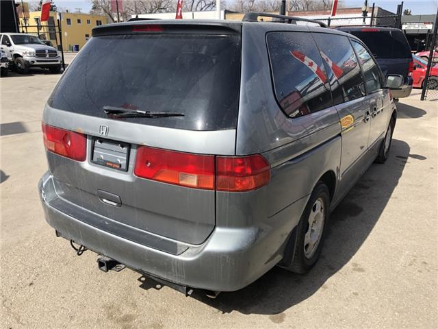 1999 Honda Odyssey EX (Stk: bp573) in Saskatoon - Image 5 of 17