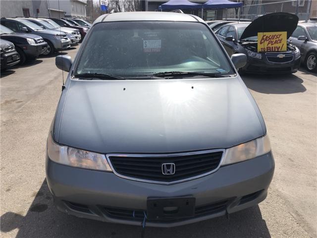 1999 Honda Odyssey EX (Stk: bp573) in Saskatoon - Image 8 of 17