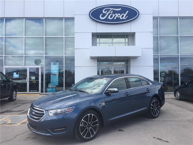 2018 Ford Taurus Limited (Stk: A6024R) in Perth - Image 1 of 13
