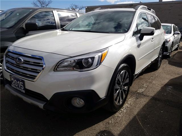 2015 Subaru Outback 3.6R Limited Package (Stk: OP10303) in Mississauga - Image 1 of 10