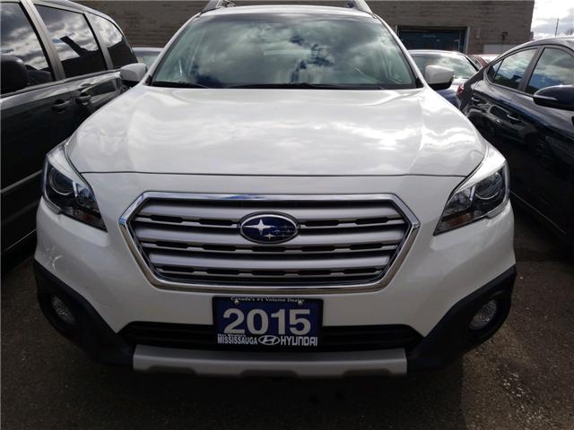 2015 Subaru Outback 3.6R Limited Package (Stk: OP10303) in Mississauga - Image 2 of 10