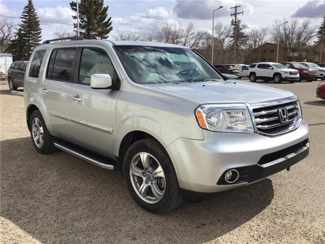 2013 Honda Pilot EX-L (Stk: 204766) in Brooks - Image 1 of 18