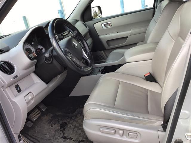 2013 Honda Pilot EX-L (Stk: 204766) in Brooks - Image 9 of 18