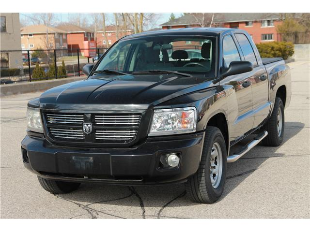 2008 Dodge Dakota SXT (Stk: 1902048) in Waterloo - Image 1 of 24