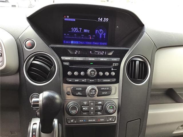 2013 Honda Pilot EX-L (Stk: 204766) in Brooks - Image 12 of 18