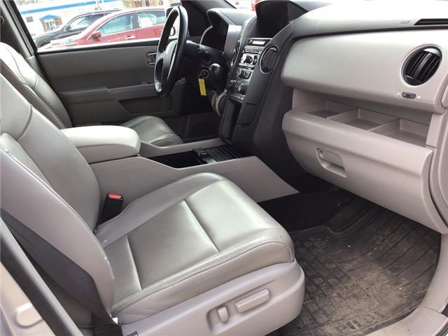 2013 Honda Pilot EX-L (Stk: 204766) in Brooks - Image 13 of 18