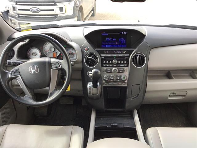 2013 Honda Pilot EX-L (Stk: 204766) in Brooks - Image 15 of 18