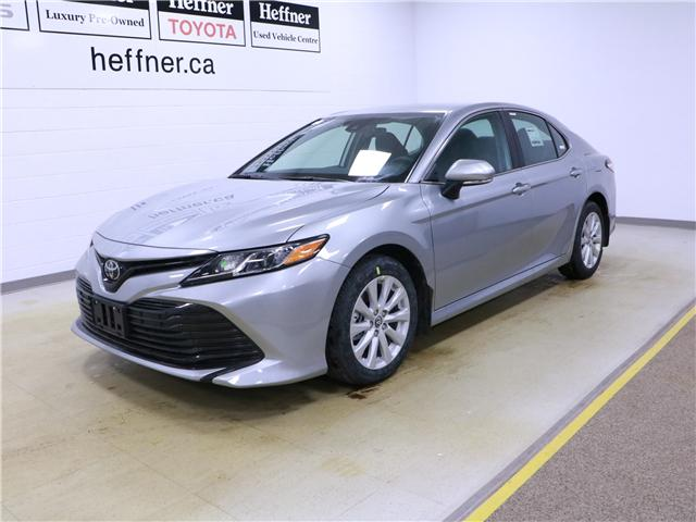 2019 Toyota Camry LE (Stk: 190699) in Kitchener - Image 1 of 3