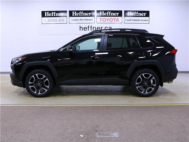 2019 Toyota RAV4 Trail (Stk: 190539) in Kitchener - Image 2 of 3