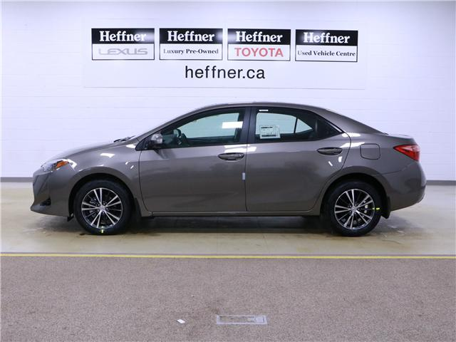 2019 Toyota Corolla LE (Stk: 190602) in Kitchener - Image 2 of 3