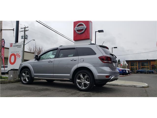 2017 Dodge Journey Crossroad (Stk: P0050) in Duncan - Image 2 of 3