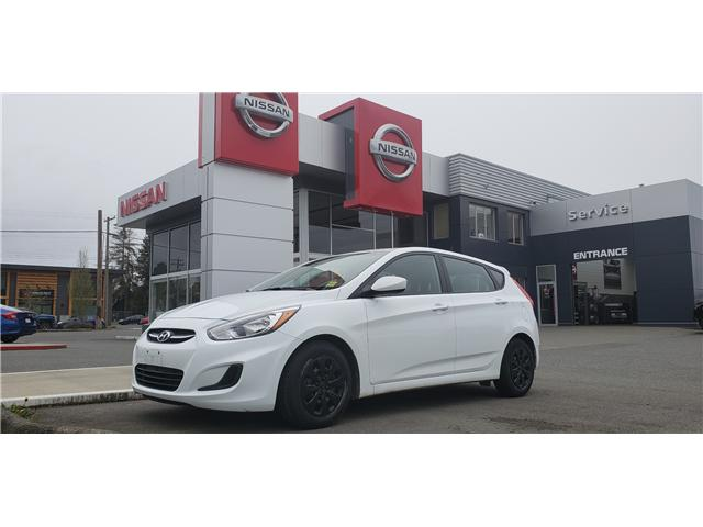 2017 Hyundai Accent SE (Stk: 8T1697A) in Duncan - Image 1 of 3