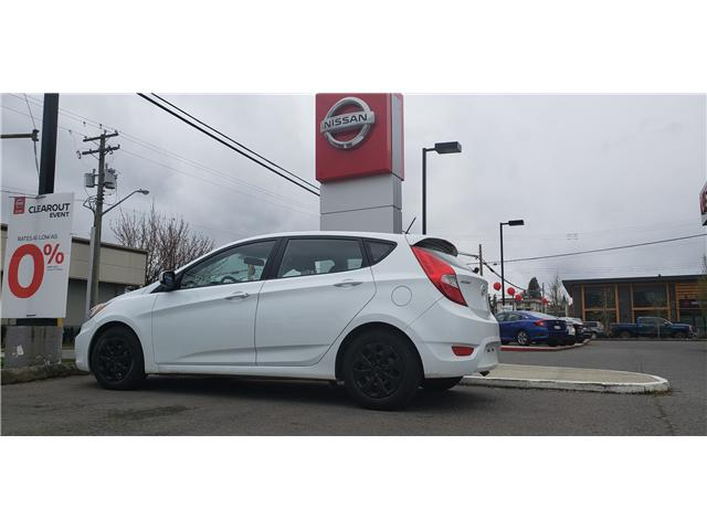 2017 Hyundai Accent SE (Stk: 8T1697A) in Duncan - Image 2 of 3