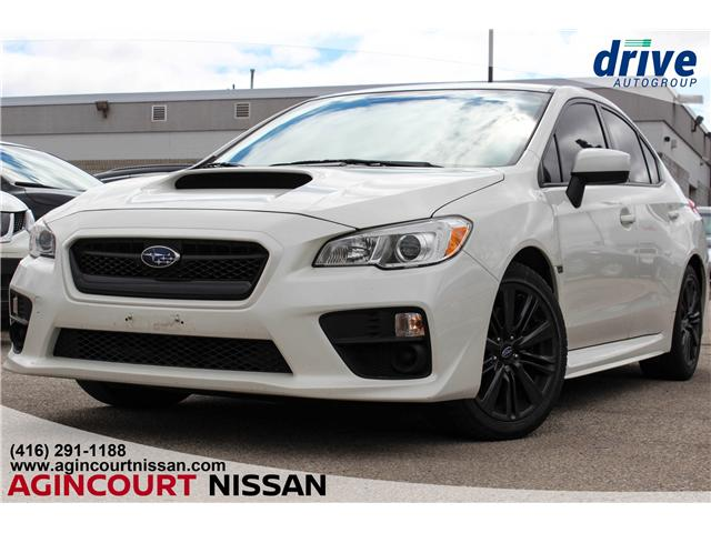 2015 Subaru WRX Base (Stk: U12446RA) in Scarborough - Image 1 of 17