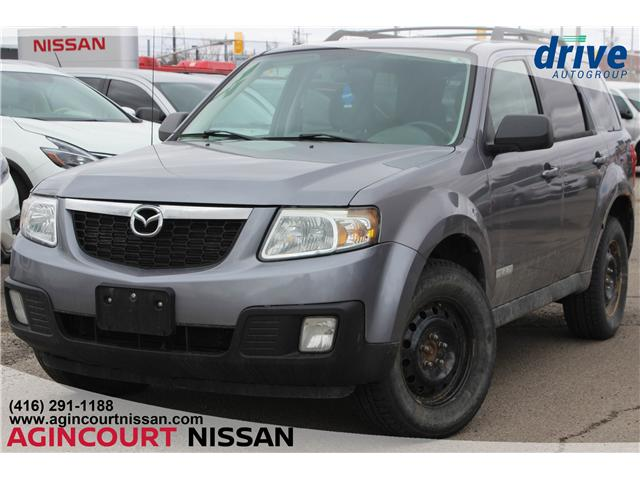 2008 Mazda Tribute GS V6 (Stk: JN189345B) in Scarborough - Image 1 of 11
