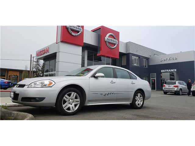 2012 Chevrolet Impala LT (Stk: 9R4091B) in Duncan - Image 1 of 3