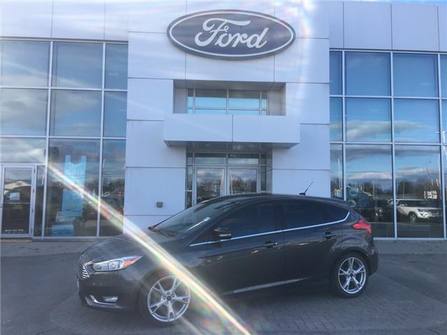 2016 Ford Focus Titanium (Stk: 18263A) in Perth - Image 1 of 13