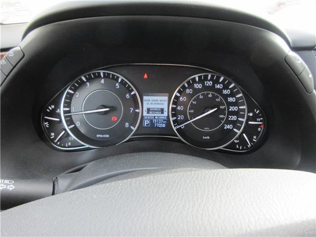 2019 Nissan Armada SL (Stk: 8742) in Okotoks - Image 20 of 30