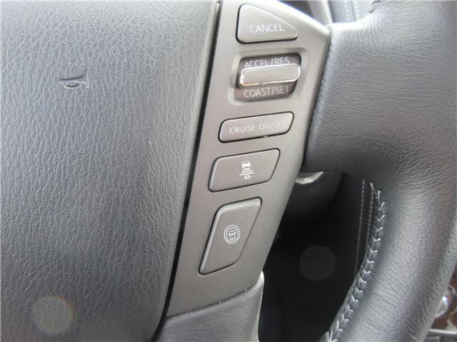 2019 Nissan Armada SL (Stk: 8742) in Okotoks - Image 18 of 30