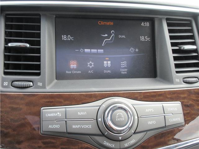 2019 Nissan Armada SL (Stk: 8742) in Okotoks - Image 9 of 30