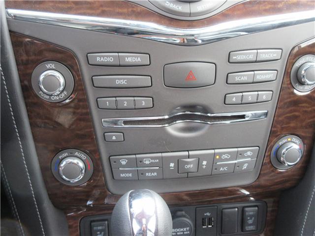2019 Nissan Armada SL (Stk: 8742) in Okotoks - Image 17 of 30