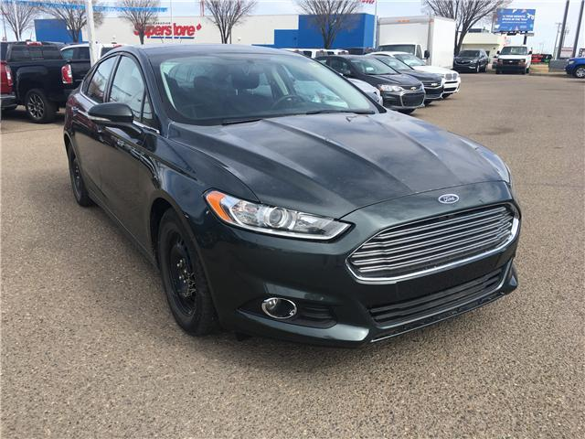 2016 Ford Fusion SE (Stk: 170663) in Medicine Hat - Image 1 of 18