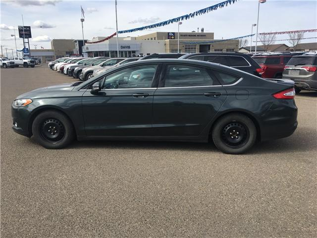 2016 Ford Fusion SE (Stk: 170663) in Medicine Hat - Image 4 of 18