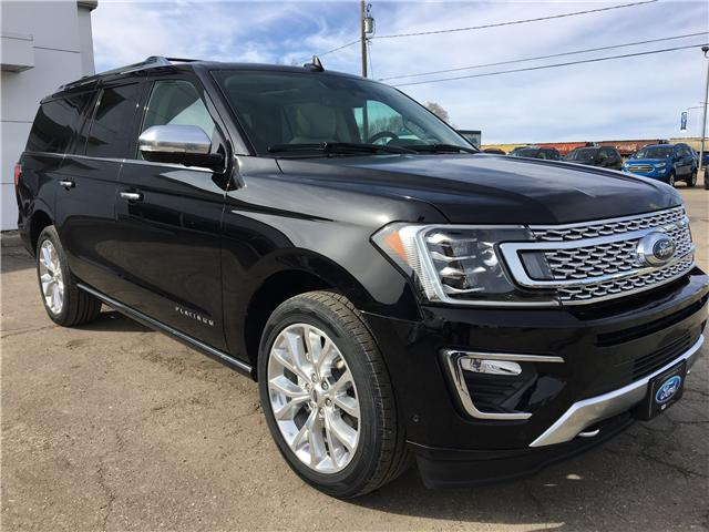 2019 Ford Expedition Max Platinum (Stk: 9183) in Wilkie - Image 1 of 24