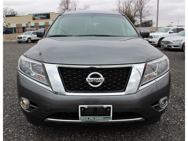 2015 Nissan Pathfinder SL (Stk: D0067) in Leamington - Image 2 of 29
