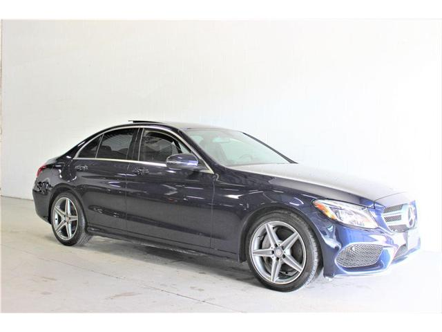 2016 Mercedes-Benz C-Class Base (Stk: 103010) in Vaughan - Image 1 of 30