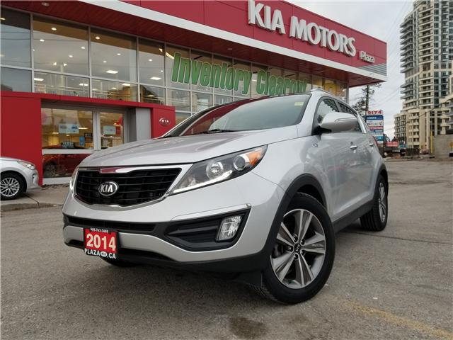 2014 Kia Sportage SX Luxury (Stk: 6747A) in Richmond Hill - Image 1 of 19