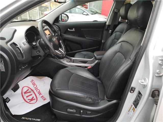 2014 Kia Sportage SX Luxury (Stk: 6747A) in Richmond Hill - Image 10 of 19