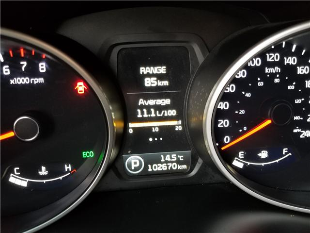2014 Kia Sportage SX Luxury (Stk: 6747A) in Richmond Hill - Image 11 of 19