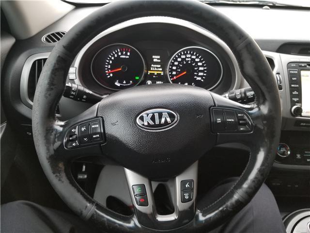 2014 Kia Sportage SX Luxury (Stk: 6747A) in Richmond Hill - Image 12 of 19