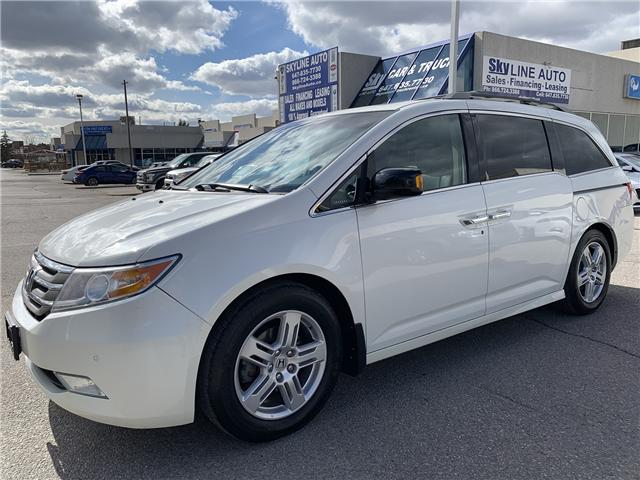 2013 Honda Odyssey Touring (Stk: ) in Concord - Image 1 of 23