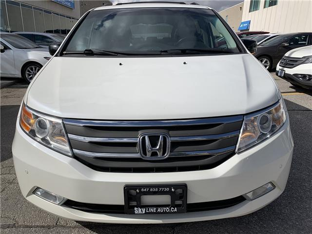 2013 Honda Odyssey Touring (Stk: ) in Concord - Image 2 of 23