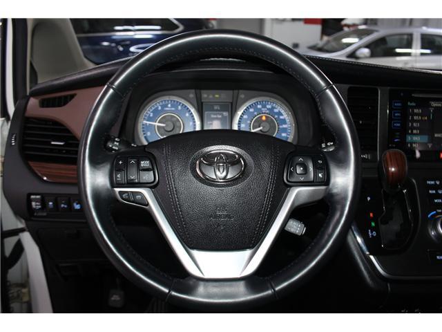2017 Toyota Sienna XLE 7 Passenger (Stk: 297851S) in Markham - Image 11 of 29