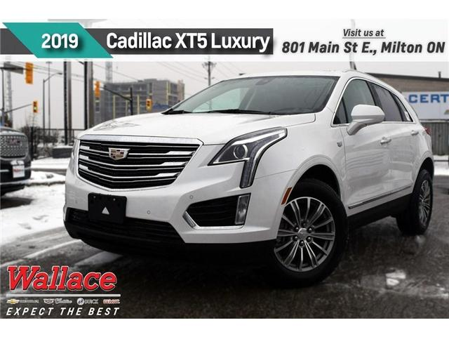 2019 Cadillac XT5 Luxury (Stk: 188412) in Milton - Image 1 of 11