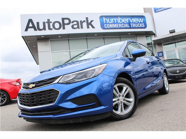 2017 Chevrolet Cruze LT Auto (Stk: C4398) in Mississauga - Image 1 of 26