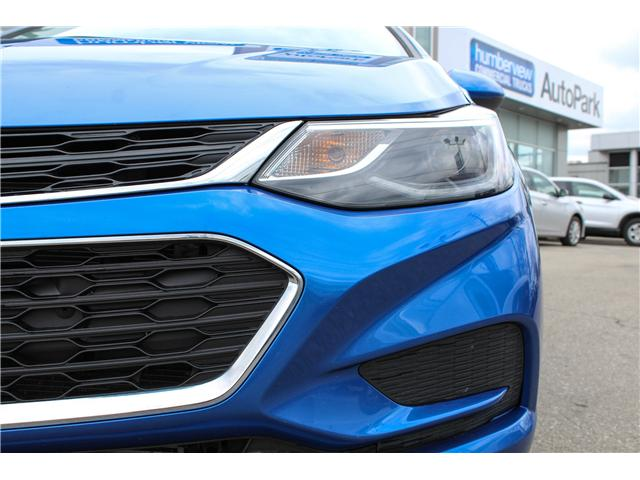 2017 Chevrolet Cruze LT Auto (Stk: C4398) in Mississauga - Image 5 of 26
