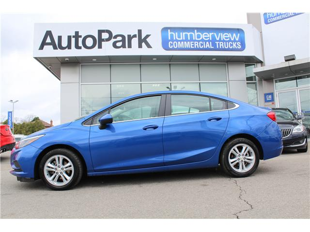 2017 Chevrolet Cruze LT Auto (Stk: C4398) in Mississauga - Image 2 of 26
