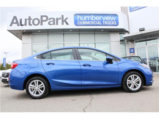 2017 Chevrolet Cruze LT Auto (Stk: C4398) in Mississauga - Image 3 of 26
