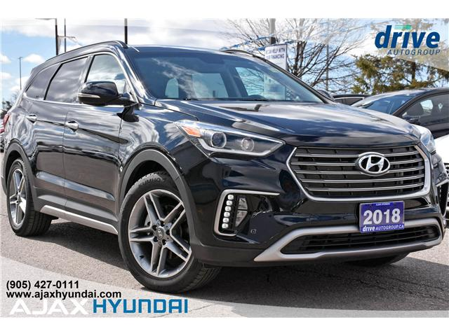 2018 Hyundai Santa Fe XL Limited (Stk: 180043) in Ajax - Image 1 of 34