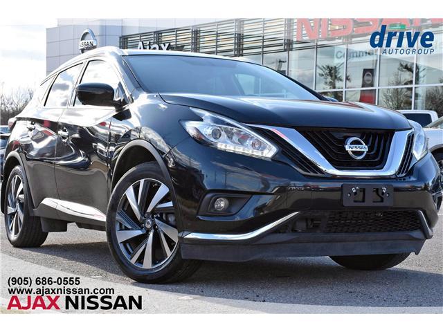 2016 Nissan Murano Platinum (Stk: P4105) in Ajax - Image 1 of 35
