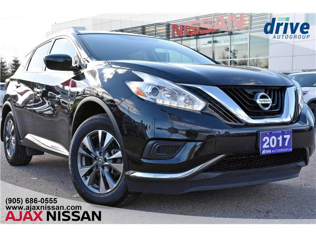 2017 Nissan Murano S (Stk: U002A) in Ajax - Image 1 of 31
