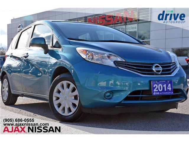 2014 Nissan Versa Note 1.6 SV (Stk: U269A) in Ajax - Image 1 of 28
